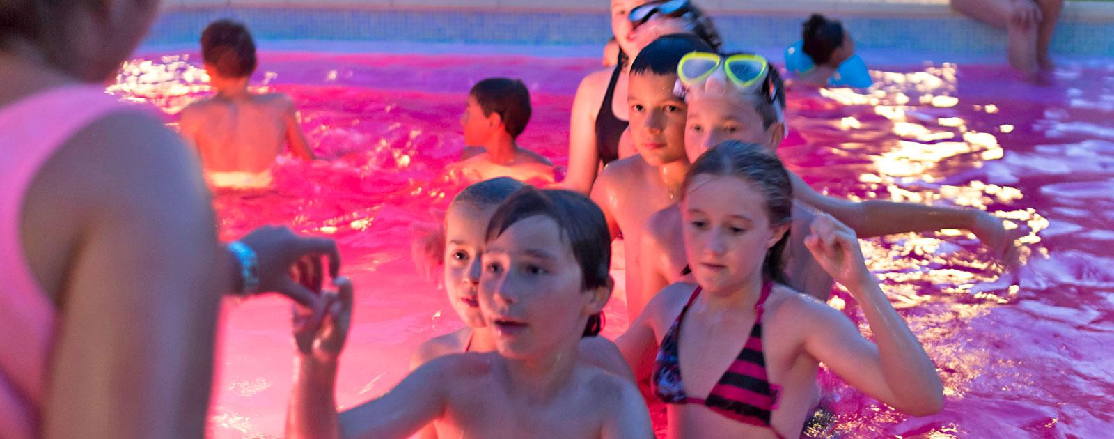 camping piscine var